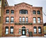 Ford Piquette Plant Pictures