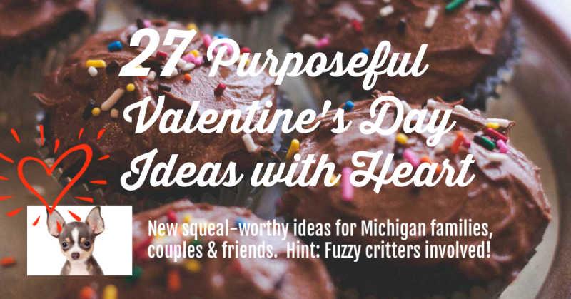 Michigan Valentine's Day Ideas