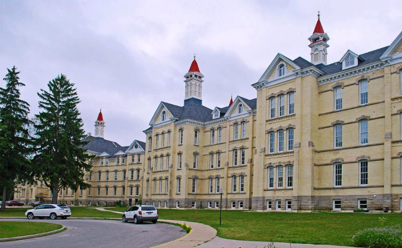 5 Insane Michigan Restaurants You Never Knew Existed! Traverse City State Hospital