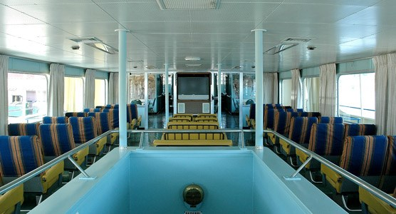 Ranger III Upper Deck Isle Royale
