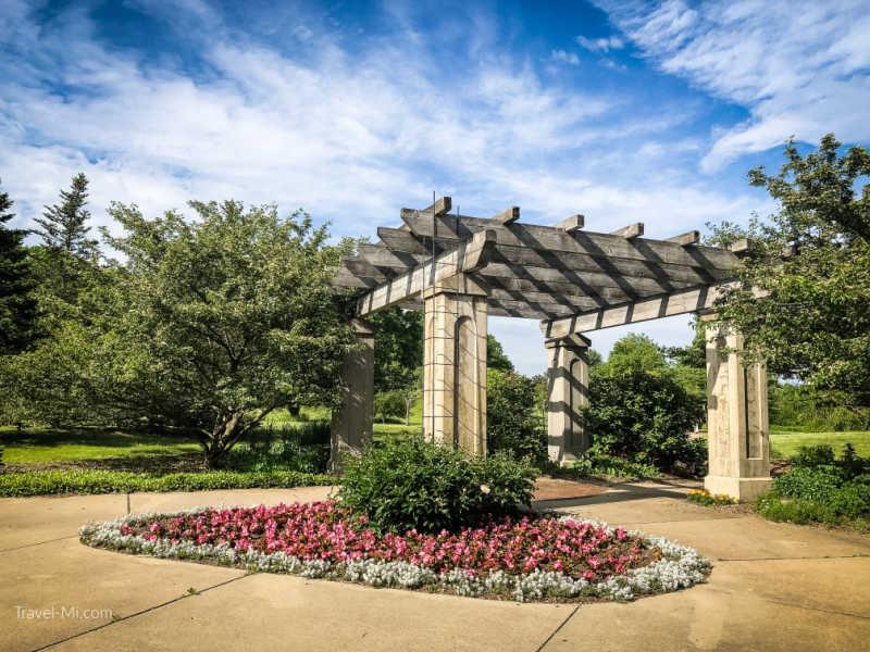 Leila Arboretum, Battle Creek Michigan