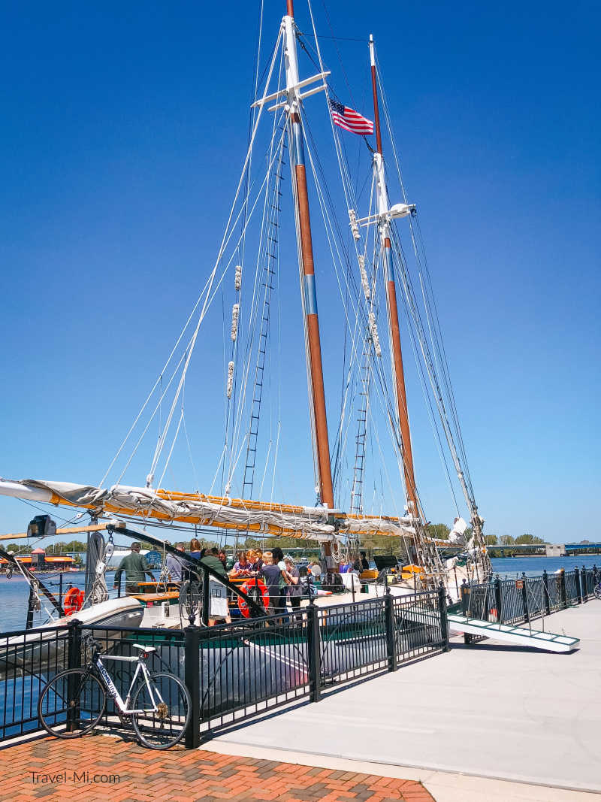Appledore Tall Ship Sails