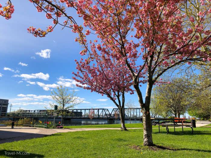 6th Street Park, Grand Rapids, MI