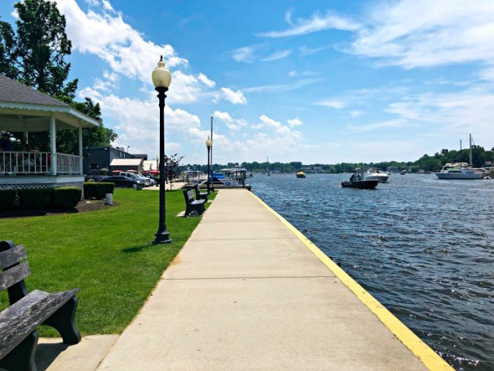 Saugatuck Riverwalk