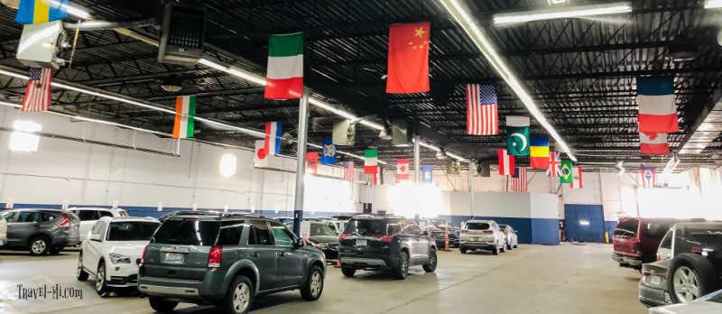 Detroit Off-Site Airport Parking