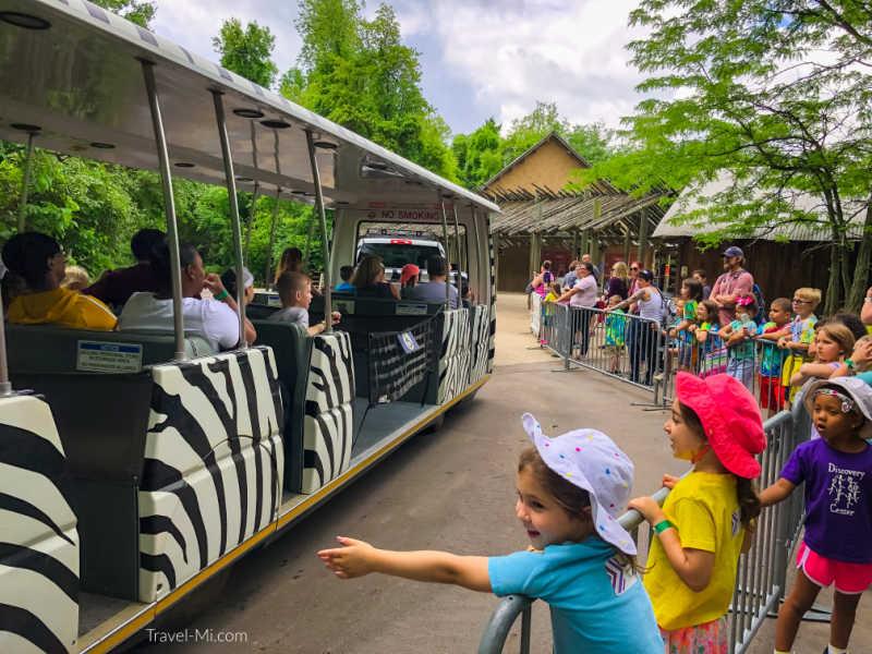 Binder Park Zoo, Battle Creek, Michigan