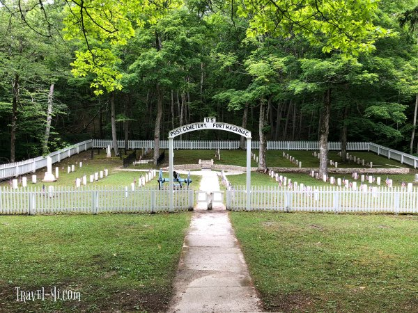 Fort Mackinac Post Cemetery
