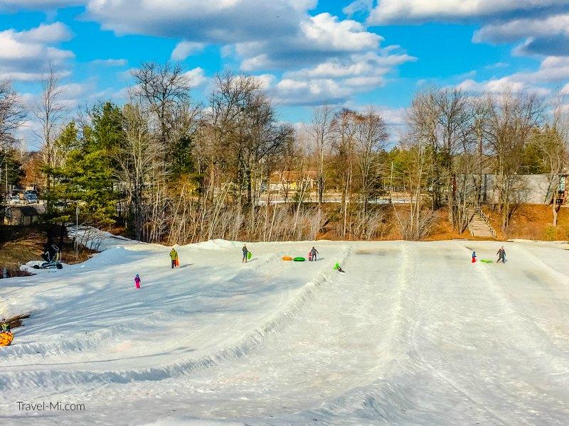 Midland Michigan, Winter Things To Do