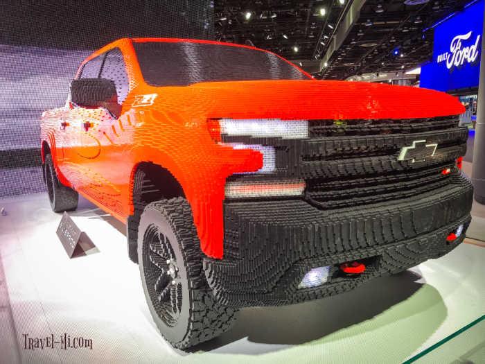 Detroit Auto Show