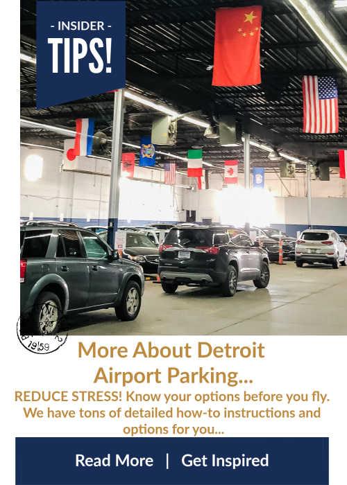 Detroit Parking Tips