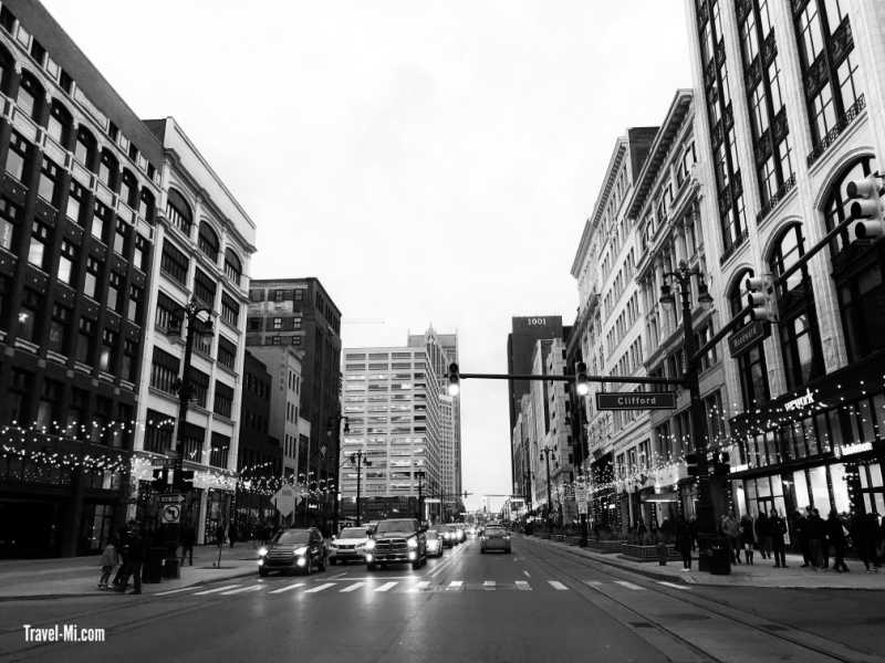Woodward Ave, Detroit, MI
