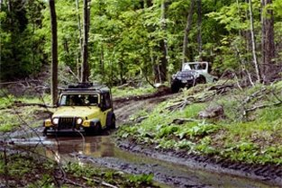 Drummond Island ORV Adventures. Photo by Mike Olmstead