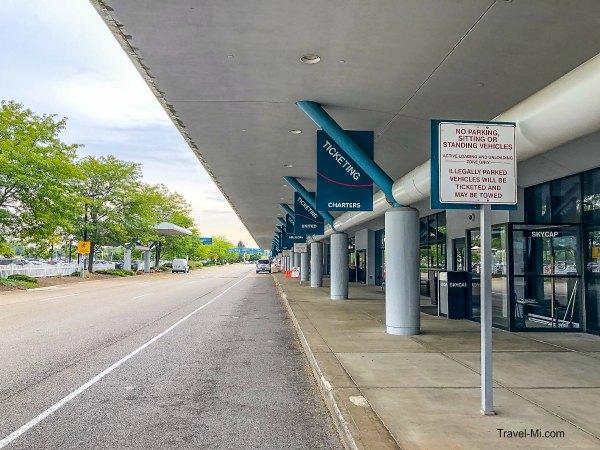 Flint Bishop Airport