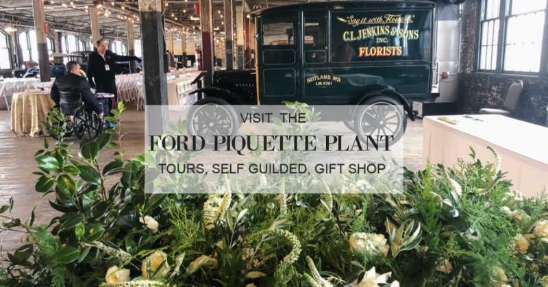 Detroit Ford Piquette Plant