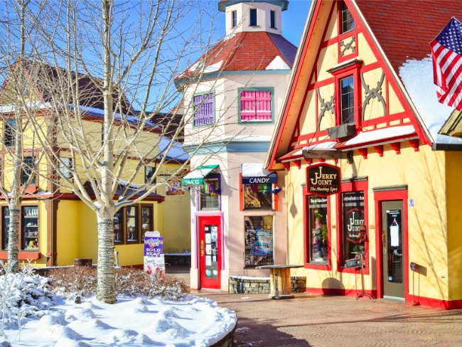 Frankenmuth Michigan by Traveling Michigan
