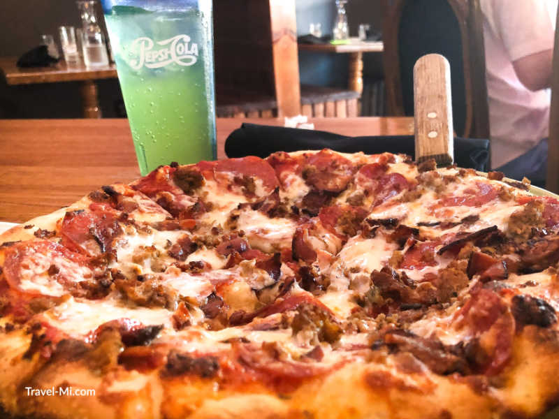 Fresh Palate Gourmet and Nucleus Lounge, Alpena Michigan
