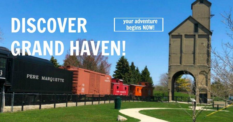 Grand Haven Michigan by Traveling Michigan