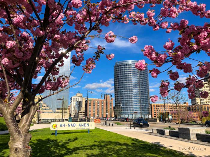 Ah Nab Awen Park, Grand Rapids, MI