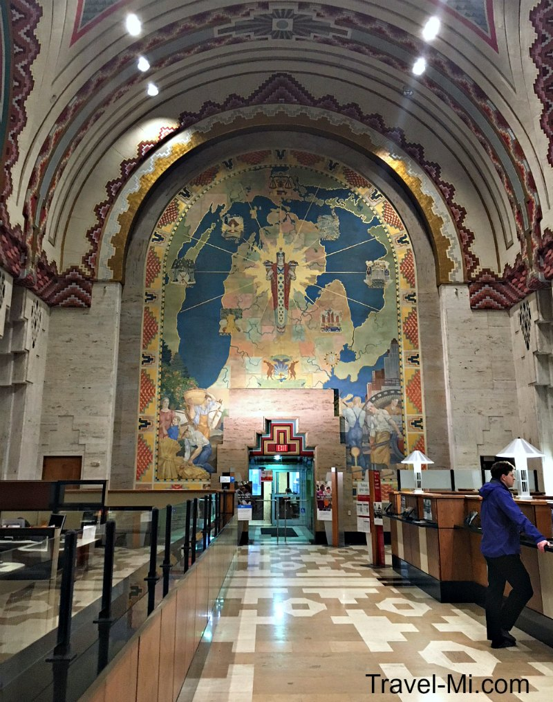Guardian Building, Detroit, MI, Travel-Mi.com
