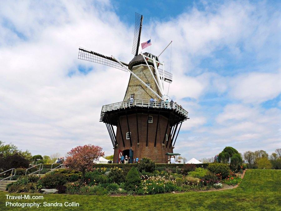Holland Tulip Time Festival, Windmill Island Gardens