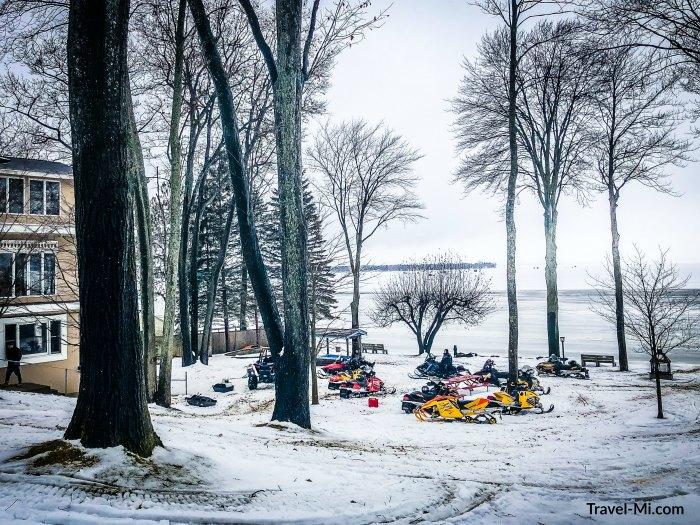 Blake's on the Lake, Houghton Michigan