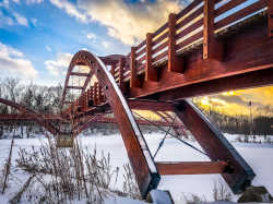 Midland Michigan Tridge