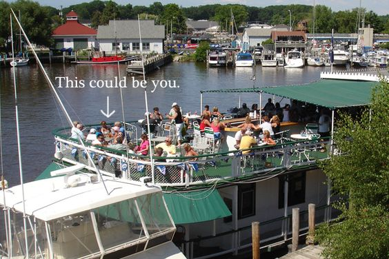 5 Insane Michigan Restaurants You Never Knew Existed! Idler Riverboat