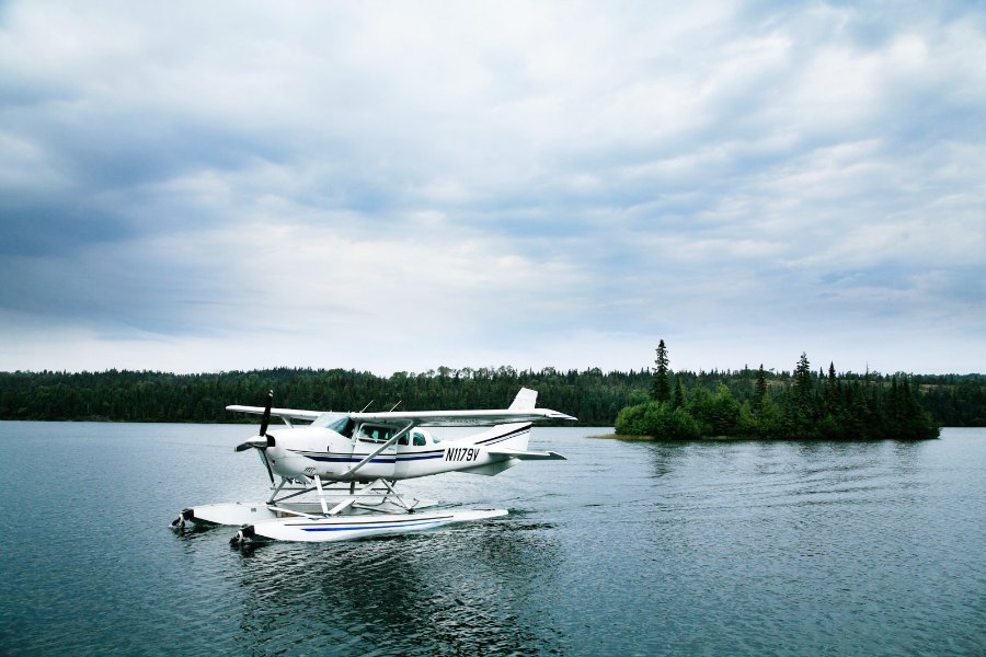 Photo Courtesy of Isle Royale Seaplanes