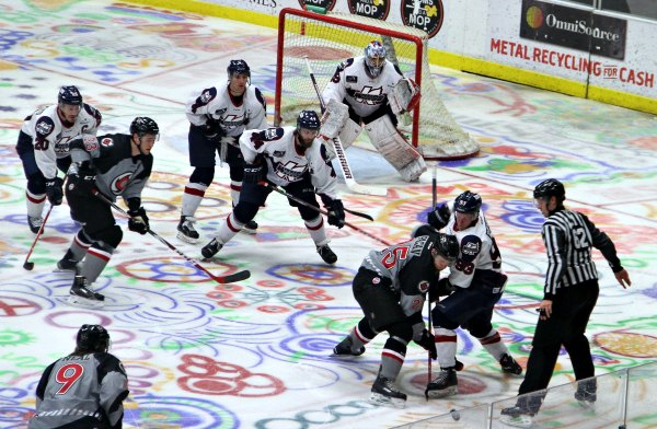 Kalamazoo Wings Hockey