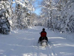 Michigan Snowmobiling