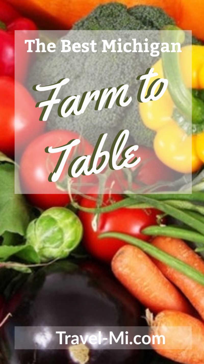 Michigan Farm to Table