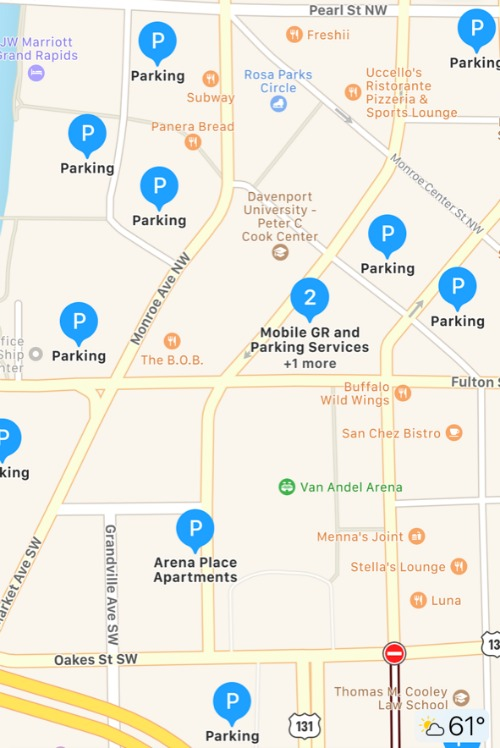 ArtPrize Maps and Tips on