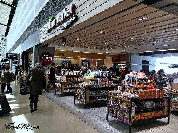 Detroit McNamara Terminal Plum Market
