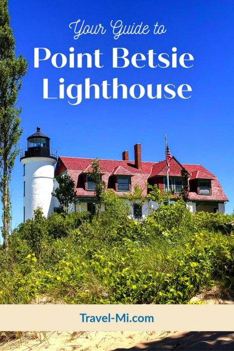 Point Betsie Lighthouse by Travel-Mi.com