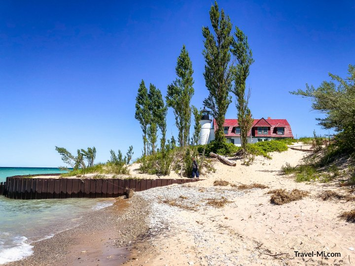 Point Betsie Lighthouse, By Travel-Mi.com