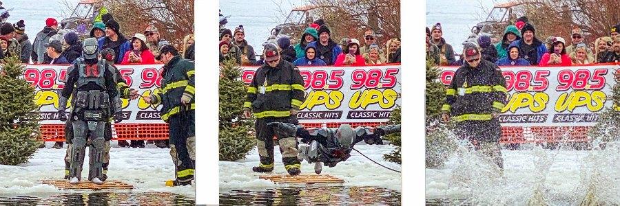 Tip Up Town, Houghton Lake, Michigan. Photo: Travel-Mi.com