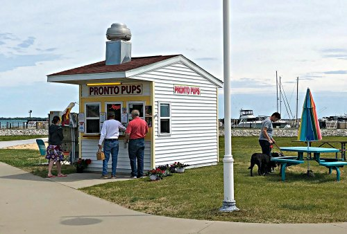 Harbor Park, East Tawas Michigan