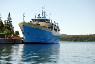 Ranger III Isle Royale Transportation