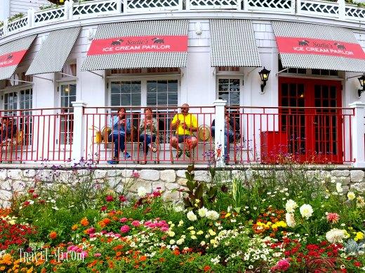 Sadie's Ice Cream Mackinac Island