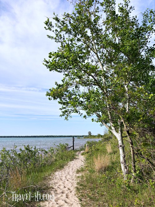 Sandy Hook Trail, Tawas Point State Park