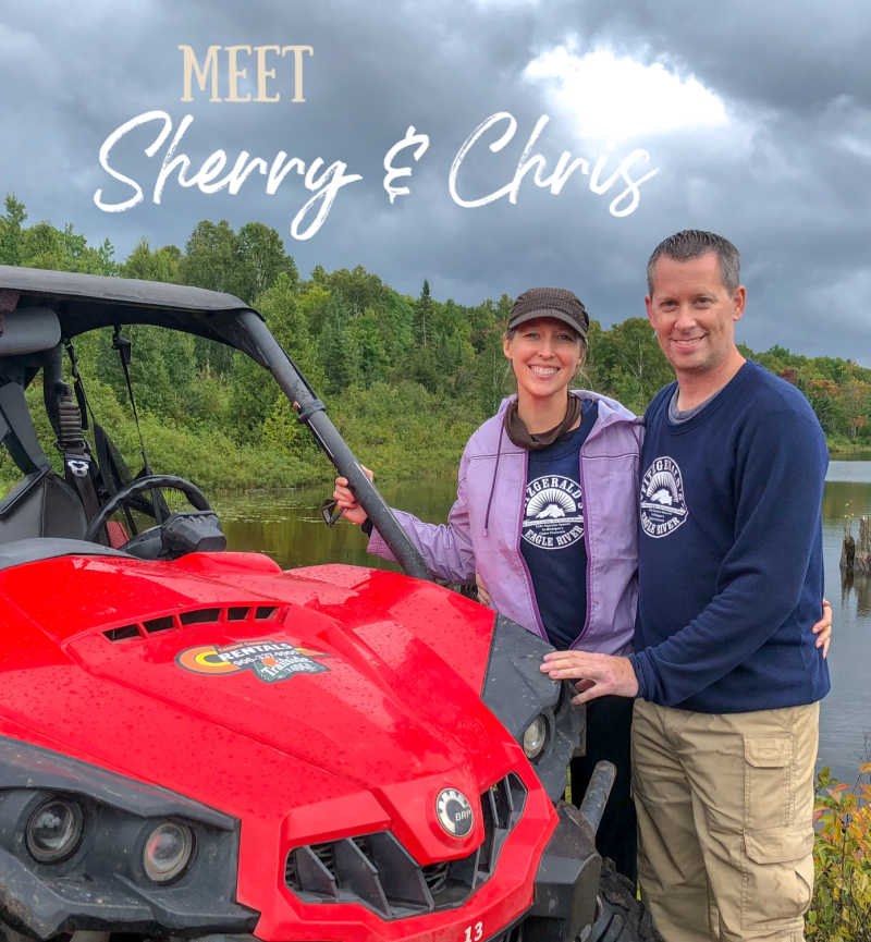Traveling Michigan's Famous Travel Couple