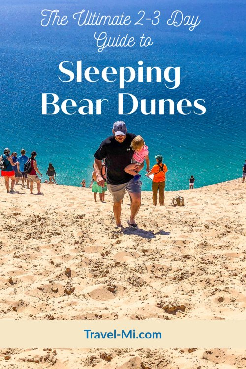 Sleeping Bear Dunes Guide by Travel-Mi.com