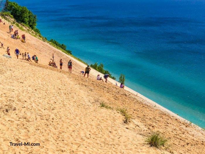 Sleeping Bear Dunes, Travel-Mi.com