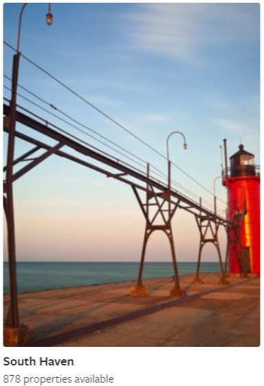 South Haven Vacation Rentals Michigan