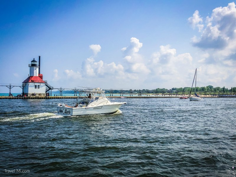 St. Joseph Michigan by Travel-Mi.com