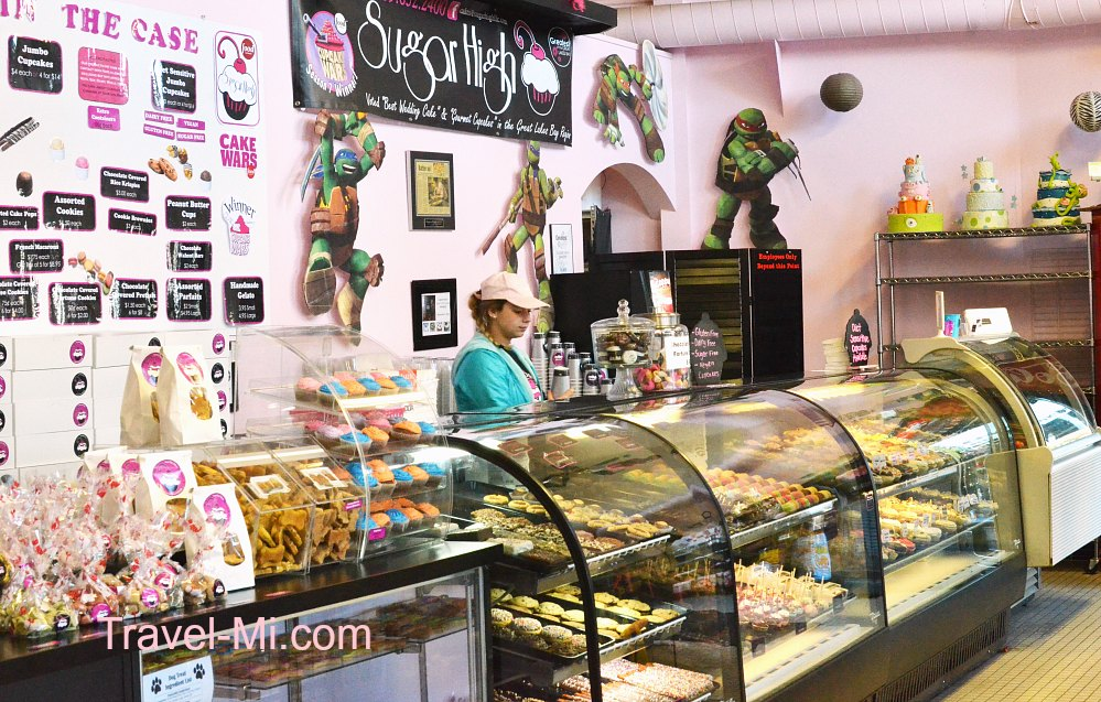 SugarHigh Bakery, Frankenmuth, Travel-Mi.com