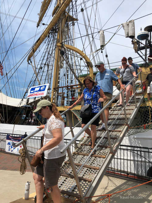 Bay City Tall Ships Celebration
