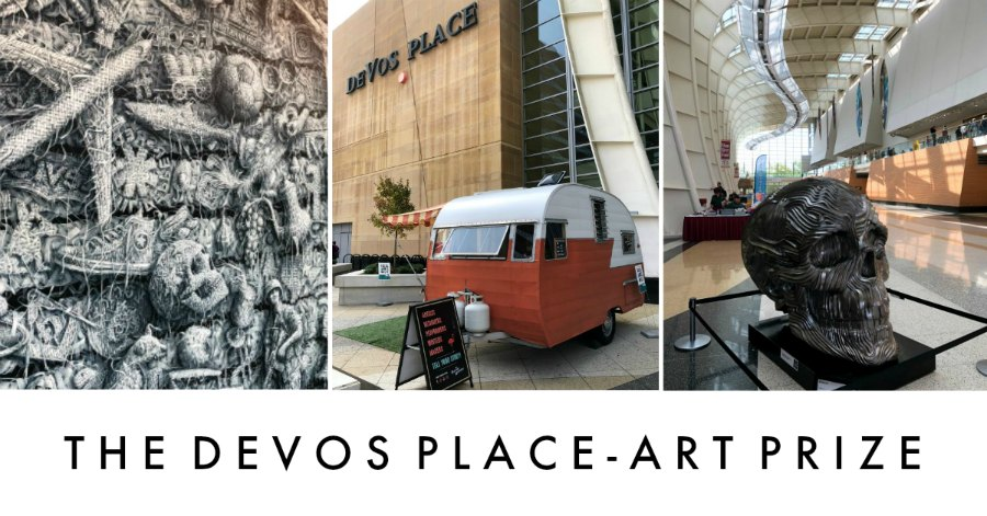Art Prize at the Devos Place