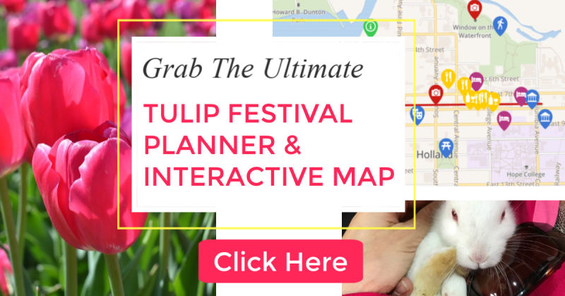 Holland Tulip Time Interactive Map and Planner