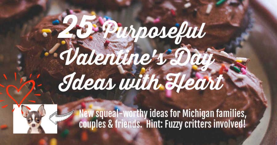 Michigan Valentine's Day Ideas